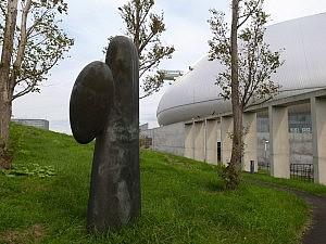 札幌ドーム「ひとつがふたつ」