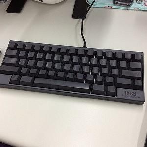 全く同じ型番(色違い)のキーボードがあった(ドーン)